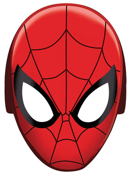 Spider-Man (tm) Webbed Wonder Paper Masks