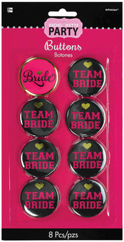 Button Set - Sassy Bride