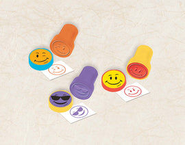 Smiley Self-Inking Stamp