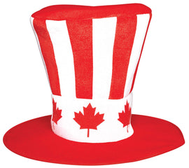 Canada Day Giant Tall Hat