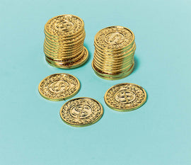 Gold Coin Mega Value Pack Favors