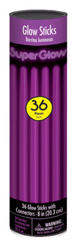"8"" Glow Stick Tube - Purple"