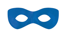 Blue Super Hero Mask