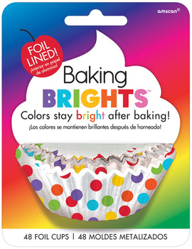 Cupcakes Case - Rainbow Baking Brights