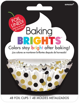 Cupcakes Case - Black Baking Brights