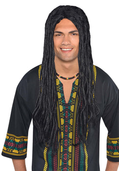 Dreadlock Rasta Wig