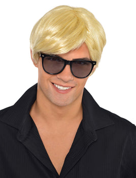 Blonde Chick Magnet Wig