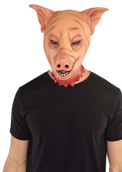 Bloody Pig - Full Head Mask