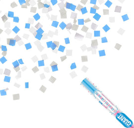 Gender Reveal Giant Confetti Cannon-Boy