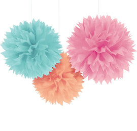 Fluffy Decorations - Pastel