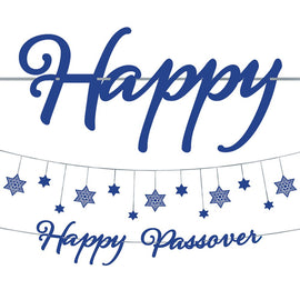 Happy Passover Multi-Pack Banners