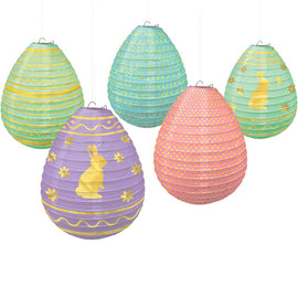 Mini Easter Egg Lantern Eggs w/ Hot Stamp