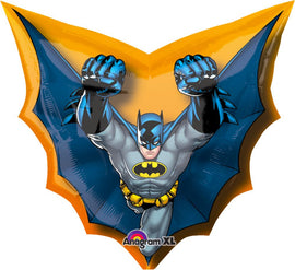 Super Shape Foil Balloon Batman Cape