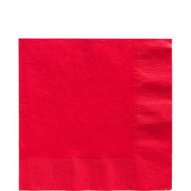 Apple Red Big Party Pack Luncheon Napkins