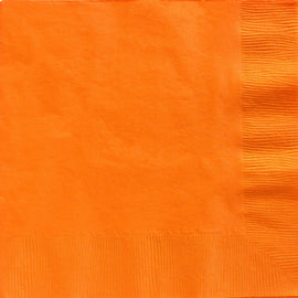 Orange Peel Big Party Pack 2-Ply Dinner Napkins, 50ct