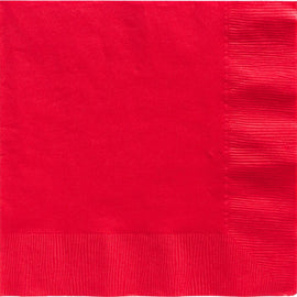 Apple Red Big Party Pack 2-Ply Dinner Napkins