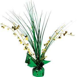Shamrock Spray Centerpiece