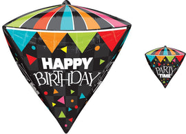 Foil Balloon - Diamond Party Time