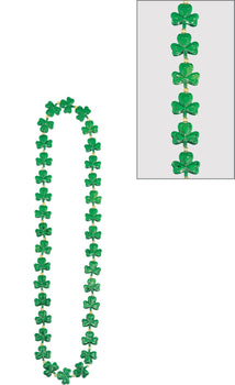 Shamrock Frenzy Necklace