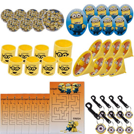 Despicable Me Favor Pack, 48ct