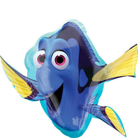 Super Shape Foil Balloon Dory