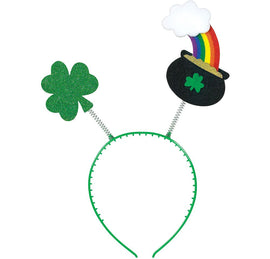 Happy St. Patrick's Day Value Headbopper