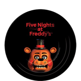 "7"" Plate - Five Nights At Freddys"