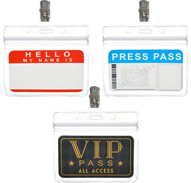 Badge - Id Holder