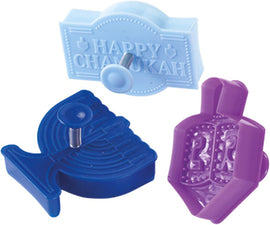 Cookie Cutter - Hanukkah Stamp
