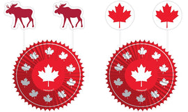 Canada Day Cupcake Decorating Kit
