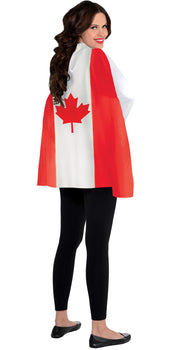 Canada Day Flag Cape