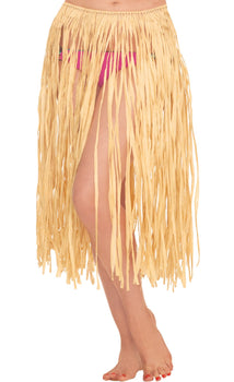 Adult Natural Grass Skirt