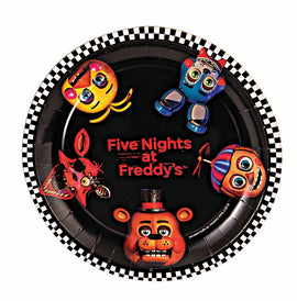 "7"" Plate - Five Nights At Freddy'S"