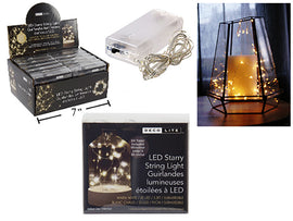 Deco L. 20LED Starry String Lights,