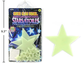 25-pc Super Glow Star set,