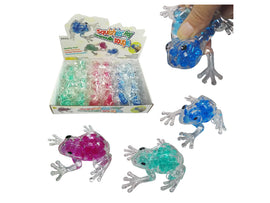 "Squishies Water Beads Frog, 3.5"","