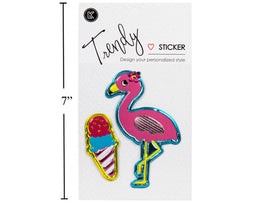 Sticker - Flamingo
