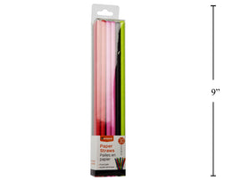 Luciano 30-pc Paper Straw (6mm),