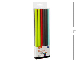 Luciano 12-pc Paper Smoothie Straws