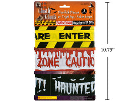 Fright Tape - 3-Pack