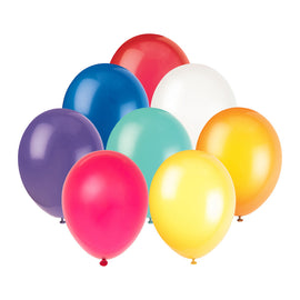 "9"" Latex Balloons, 144ct - Assorted"