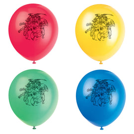 "Avengers 12"" Latex Balloons, 8ct"