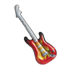Inflatable Rock Star Electric Guitar, 38""