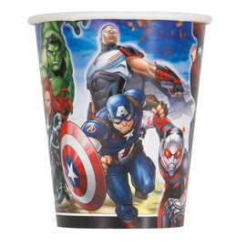 Avengers 9oz Paper Cups, 8ct