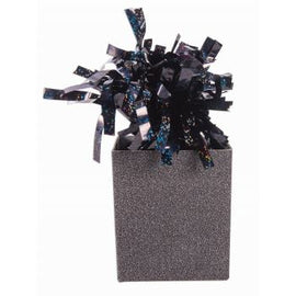 Balloon Weight - Diamond Box Black