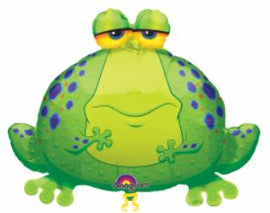 Super Shape Foil Balloon Big Bullfrog