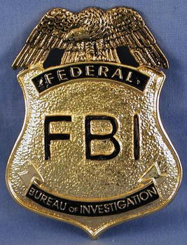Badge - Fbi