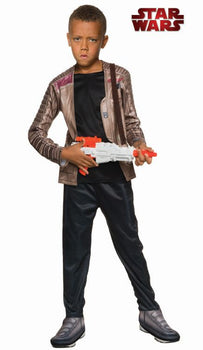 W115 Costume  Child Star Wars Finn L