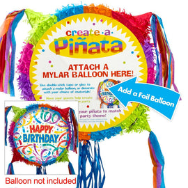 Pinata - Blank Add-A-Balloon