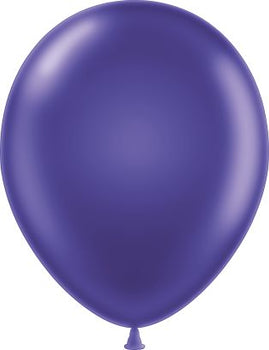 "11"" Tuftex Balloons (12 per package) Grape"